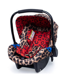 Port 0+ Car Seat Special Edition Hear Us Roar