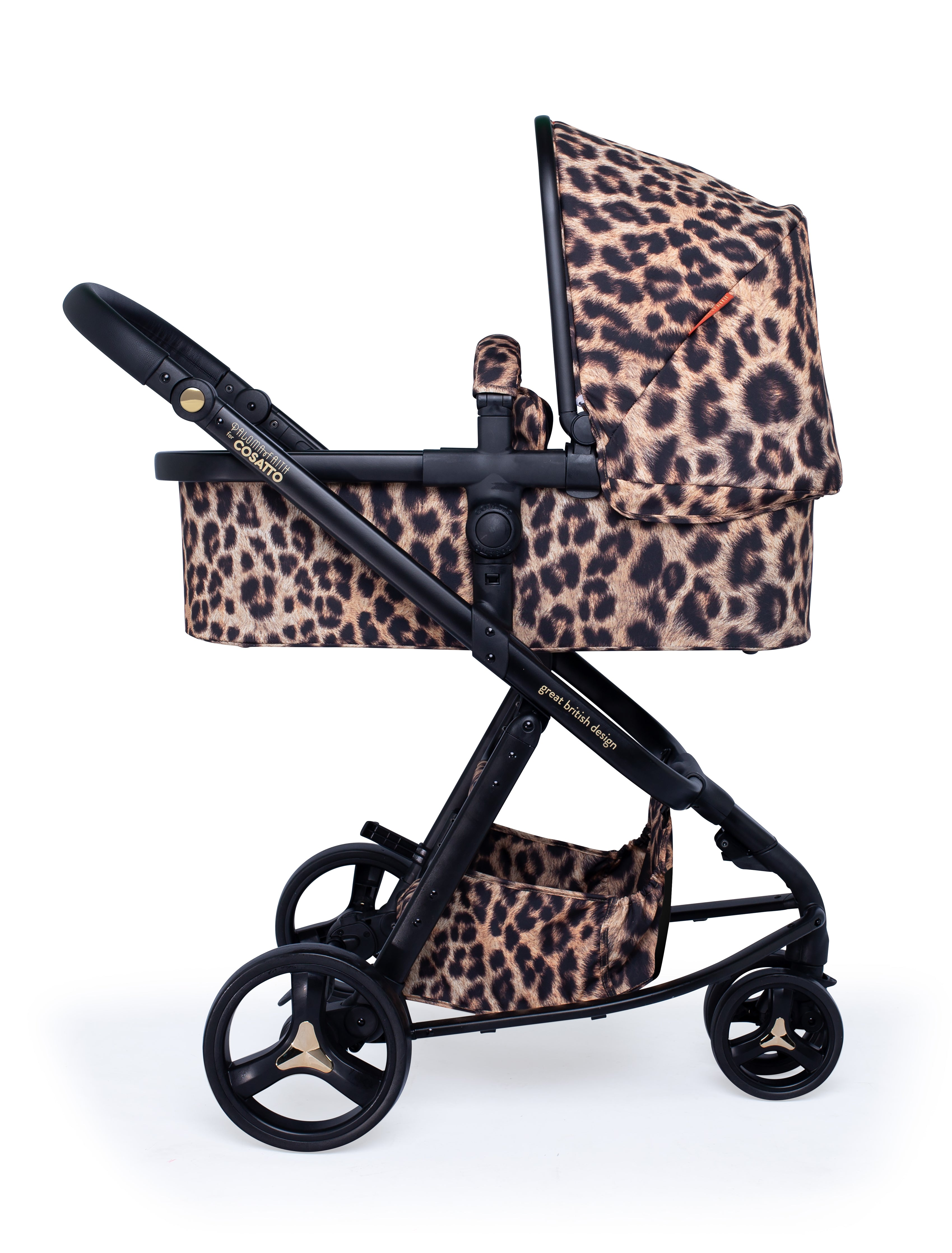Giggle 3 Pram and Pushchair Special Edition Hear us Roar
