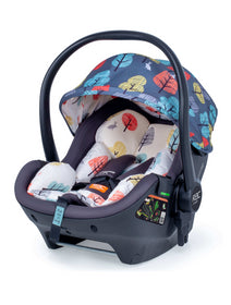 RAC Port I-Size 0+ Car seat Hare Wood