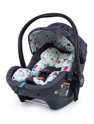 RAC Port I-Size 0+ Car Seat My Town