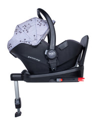 Wow 2 Car Seat and i-Size Base Bundle Hedgerow