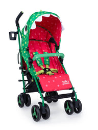 Supa 3 Stroller Dino Mighty