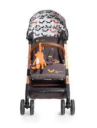 Woosh XL Stroller With Carrycot Bundle Mister Fox