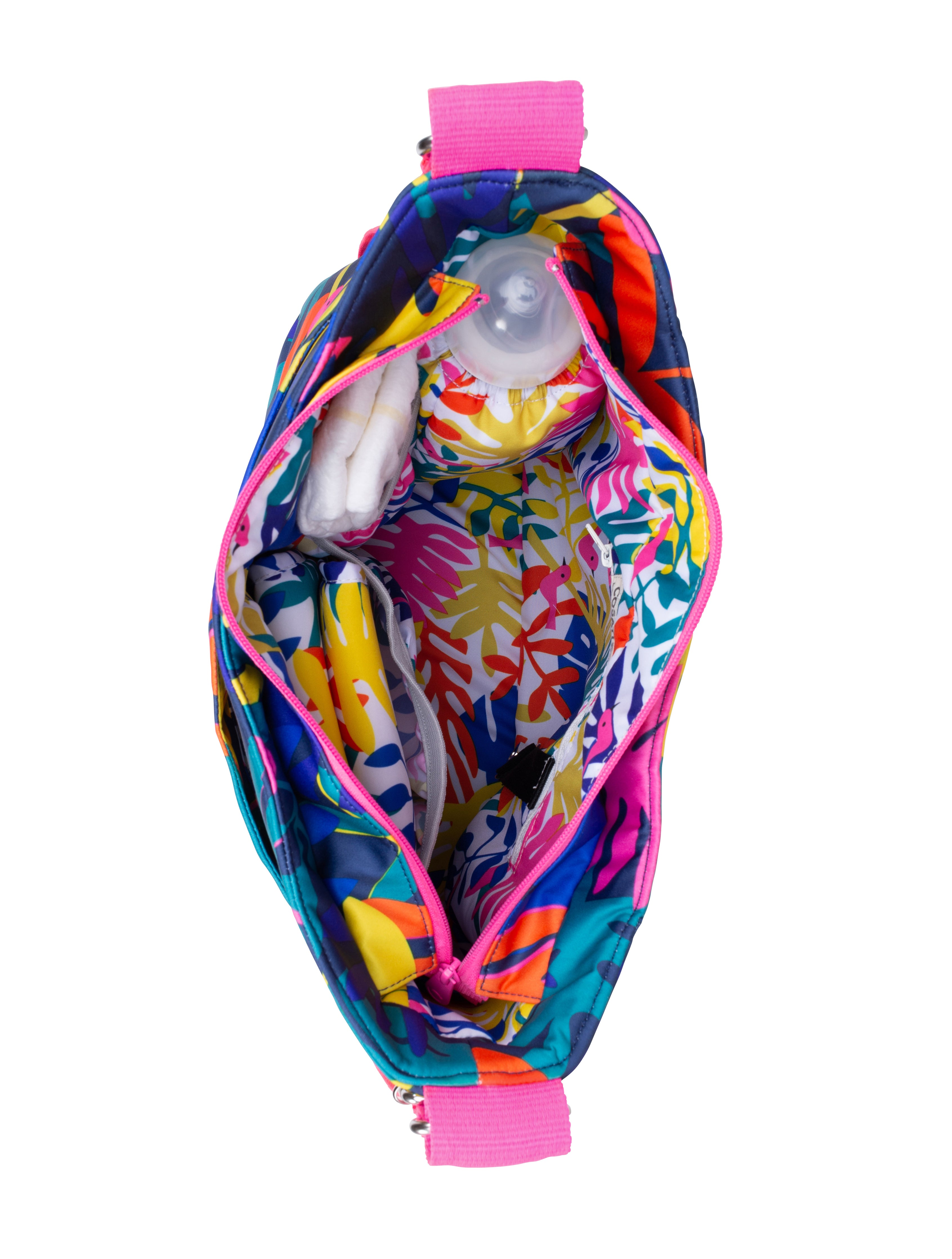 Baby Products Cosatto Changing Bag Club Tropicana