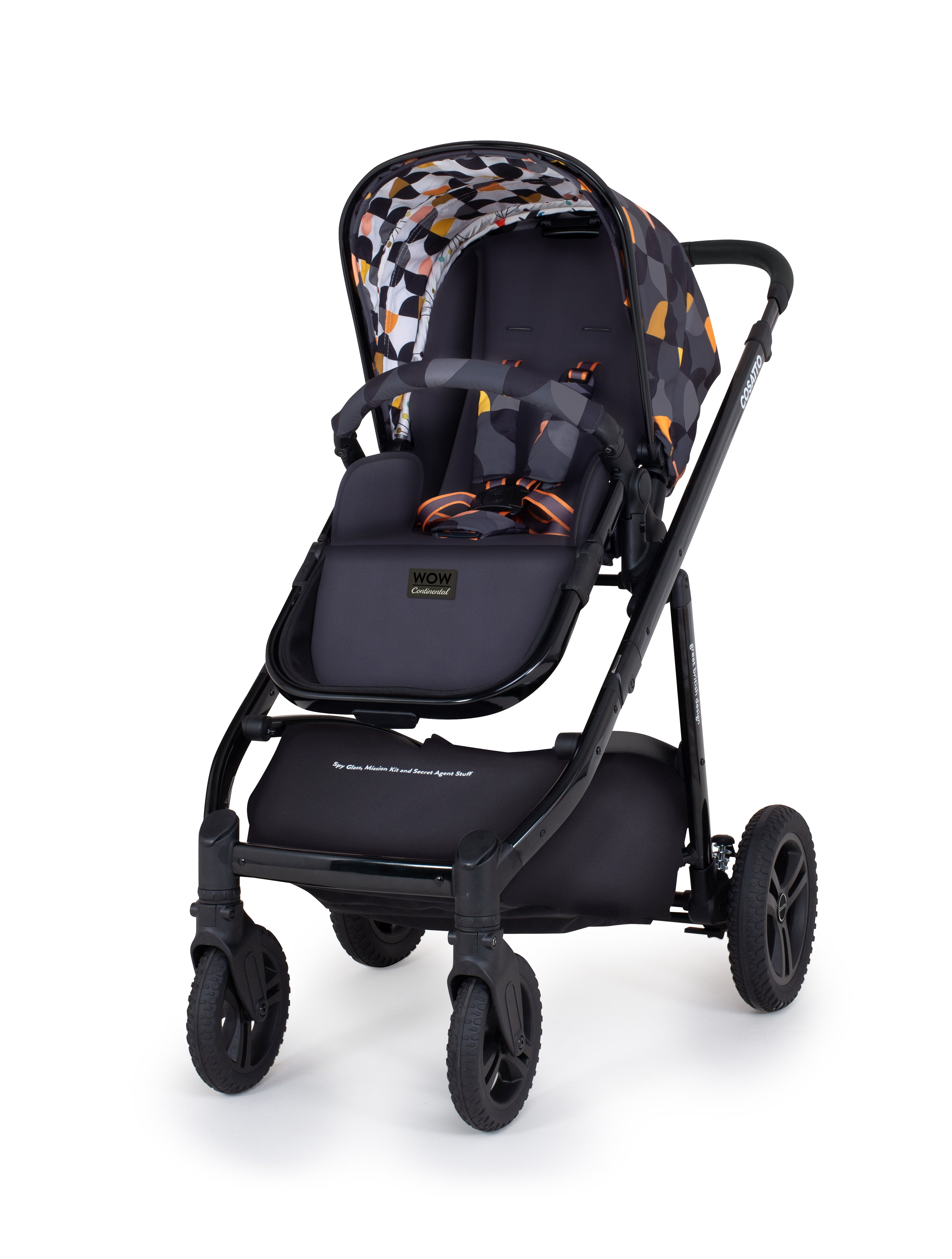 Wow Continental Pushchair Debut