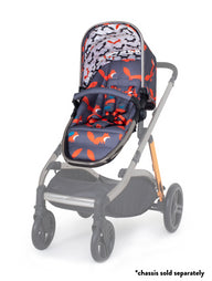 Wow XL Seat Unit Charcoal Mister Fox