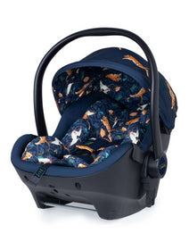 RAC Port I-Size 0+ Car Seat On The Prowl