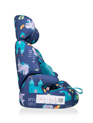 Zoomi Group 123 Car Seat Dragon Kingdom