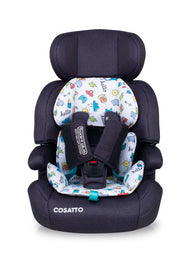 Zoomi Group 123  Car Seat Say Hello