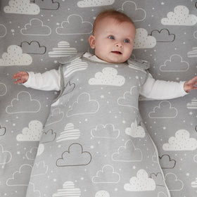 Sleeping Bag 0-6 Months Fairy Clouds