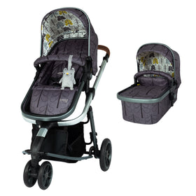 Giggle 3 Pram and Pushchair Fika Forest