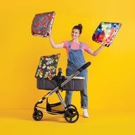 Giggle Mix Pram and Pushchair Nordik