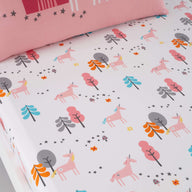 Fitted Bed Sheets Single Unicornland
