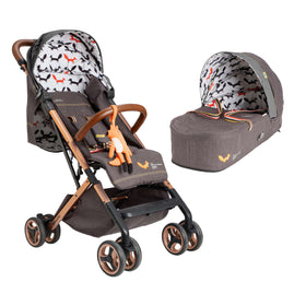 Woosh XL Stroller and Carrycot Bundle Mister Fox