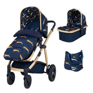 Wow 2 Pram and Accessories Bundle On The Prowl