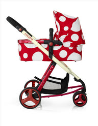 Giggle 2 Travel System Red Bubble