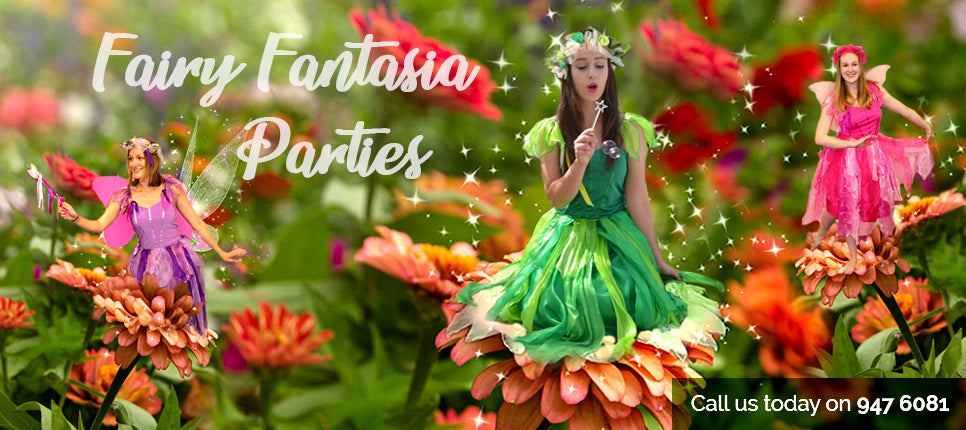 Fairy Parties for Kids
