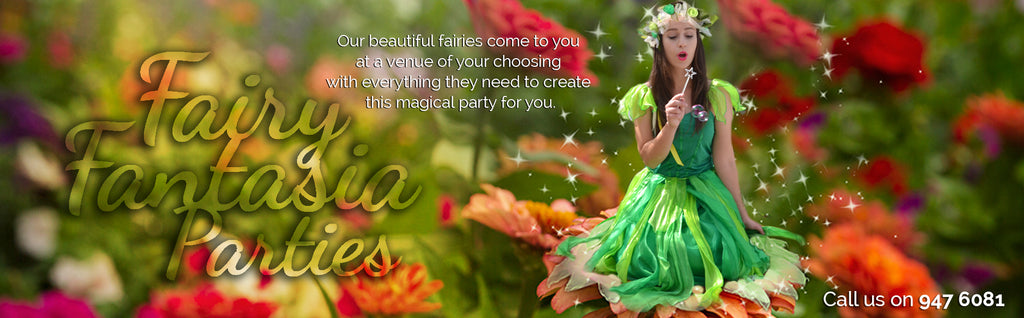 Fairy Parties for kids Auckland