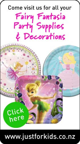 Fairy party supplies and decorations | Just For Kids