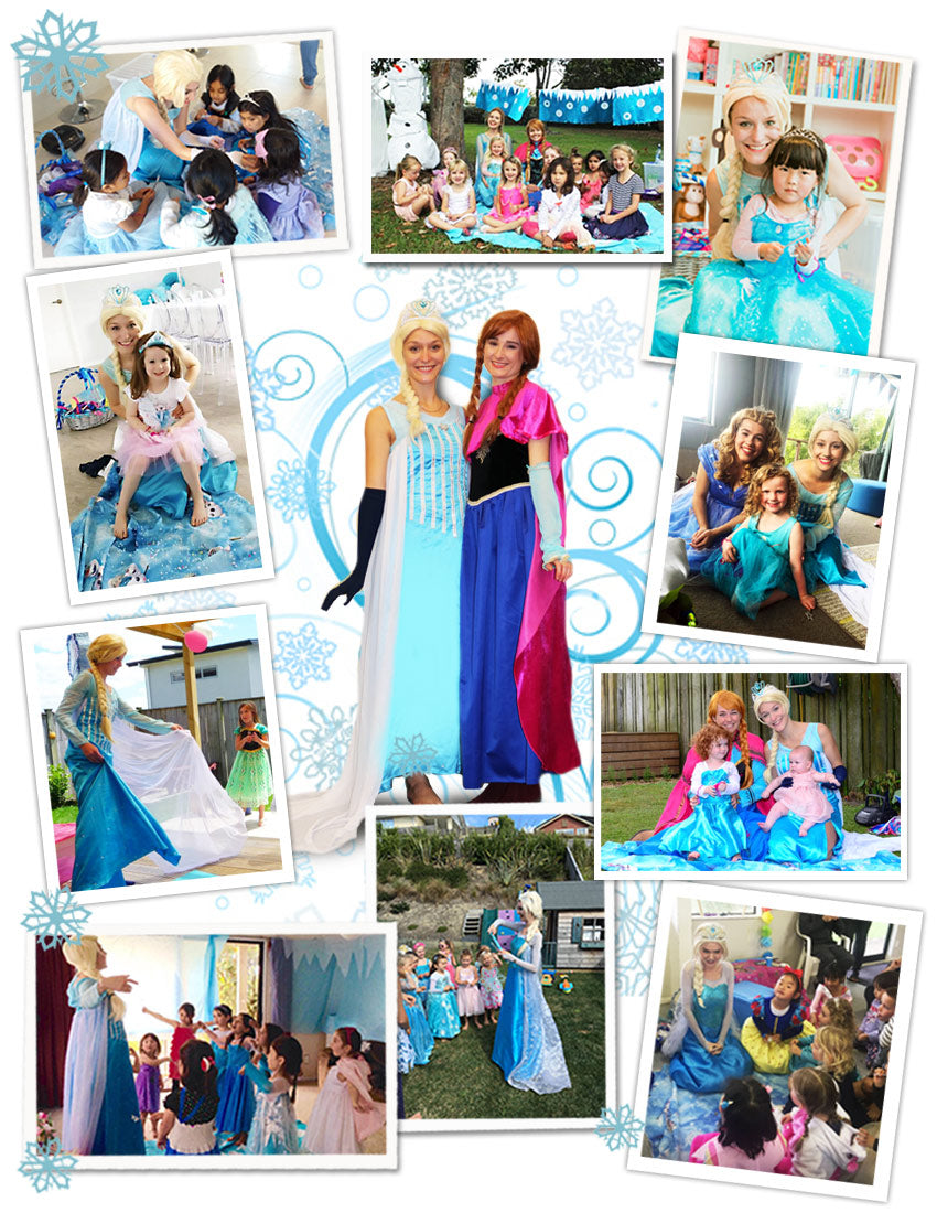 Frozen Elsa Party Entertainment