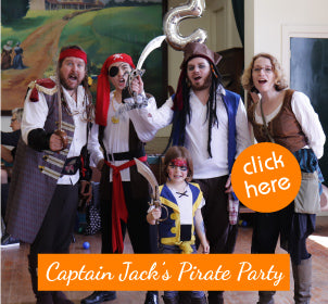 Pirate Party Entertainers Auckland