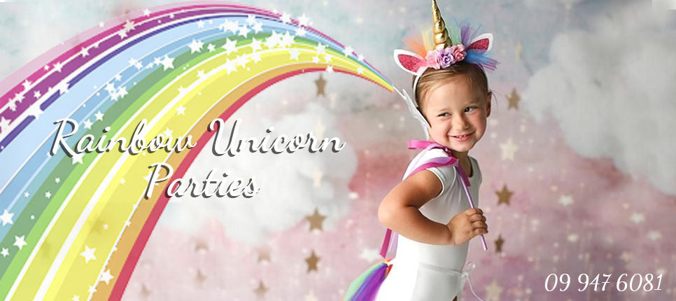 Unicorn Party Entertainer Auckland