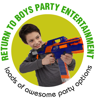 Boys Party Themes