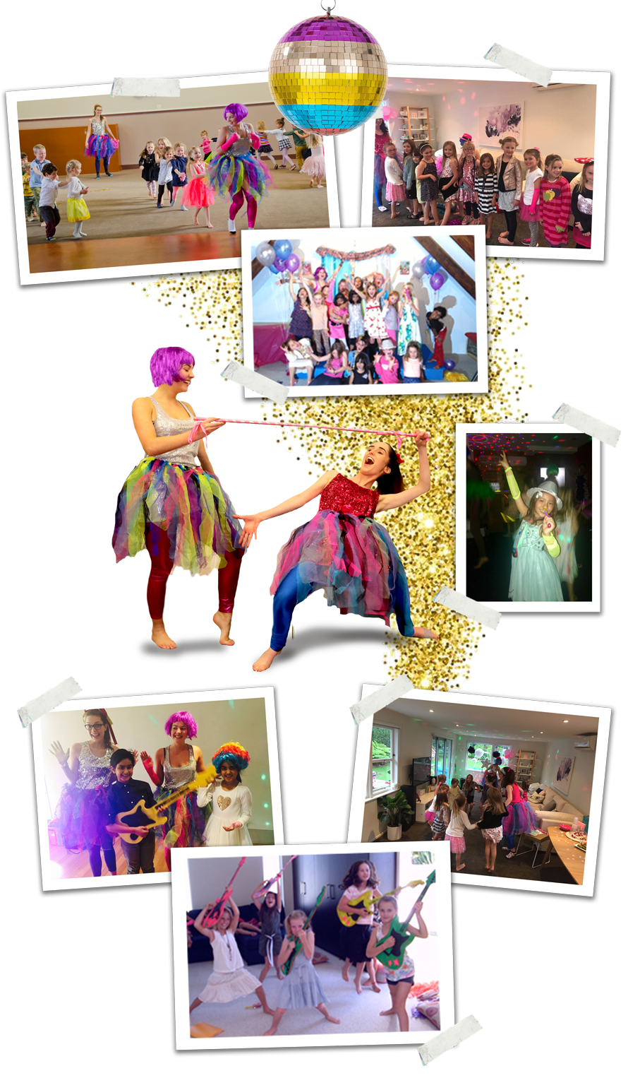 Kids Disco Parties Auckland