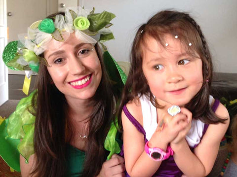 fairy fantasia party Auckland
