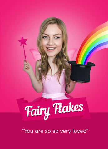 Fairy Flakes Magic SHow