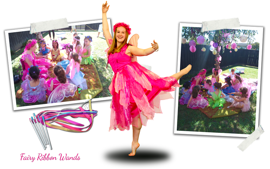 fairy kids entertainment Auckland | Hamilton