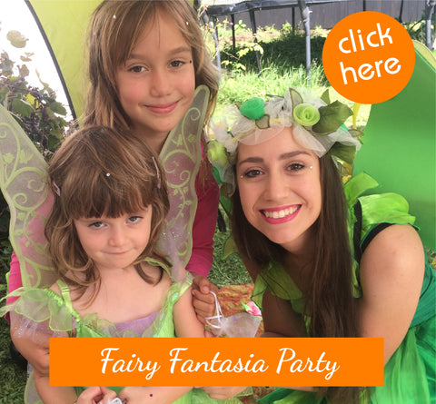 Fairy parties Entertainment