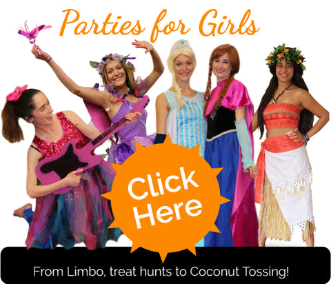 parties for Girls Auckland