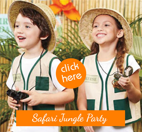 Jungle Jam Adventure Party