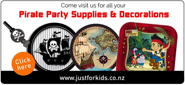 Pirate Party Supplies NZ