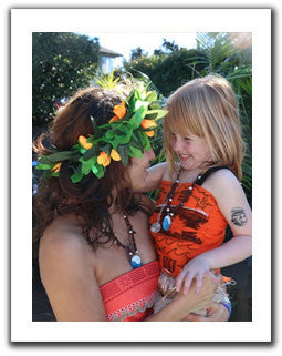 Moana Hawaiian Luau party