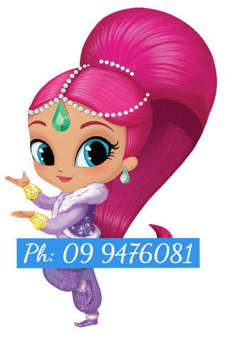 Shimmer and Shine Phone US
