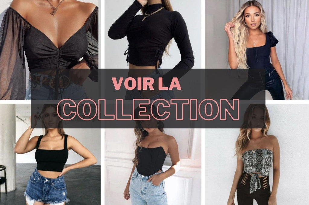 Crop Top Collection | Sassy X Store