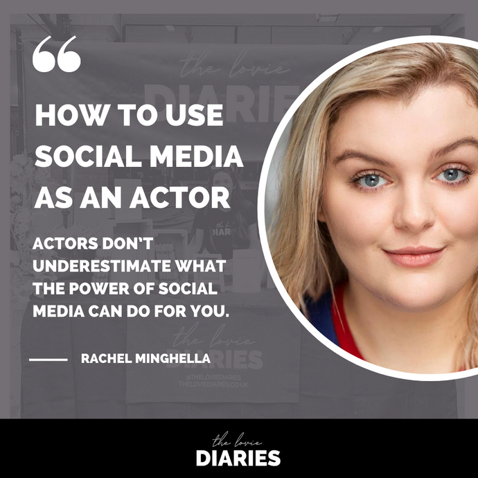How to Use Social Media as an Actor