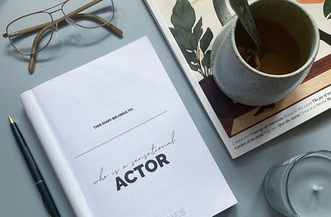 TheLovieDiaries actor life journal | top tips to smash your next audition