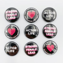 Load image into Gallery viewer, Actor Badges (Pack of 3)