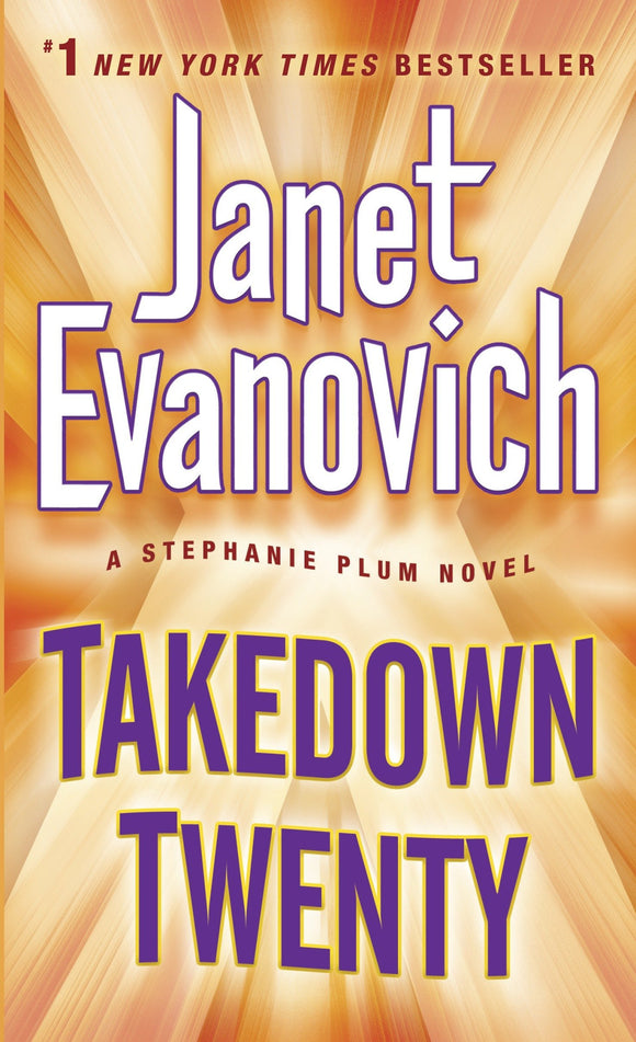 Book Review: Takedown Twenty