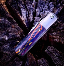 "Load image into Gallery viewer, Pena Barlow Custom ""Nightfire"" G-Carta Scales"