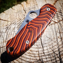 Load image into Gallery viewer, Spyderco Paramilitary 3 Banshee Maze G-Carta