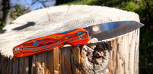 Load image into Gallery viewer, Flame On Spyderco Smock