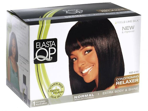 Elasta QP conditioning relaxer 1 application