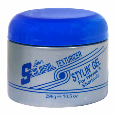 S Curl Texturizer Styling Gel