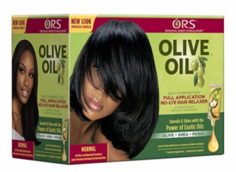 ORS Olive Oil No-Lye Relaxer Application Kit