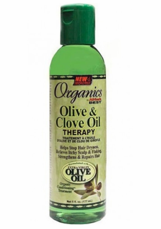 Africa's Best Olive Oil  and clove therapy