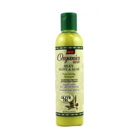 Africa's Best Silky And Aloe Neutralizing shampoo